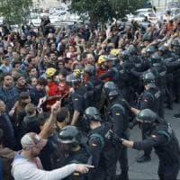 Referendum Catalogna, il sì stravince. Ora lo sciopero generale
