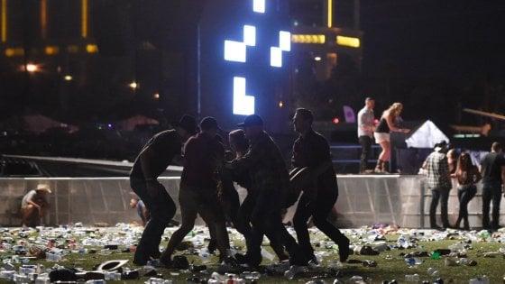 Usa, almeno due morti e 24 feriti in sparatoria a Las Vegas