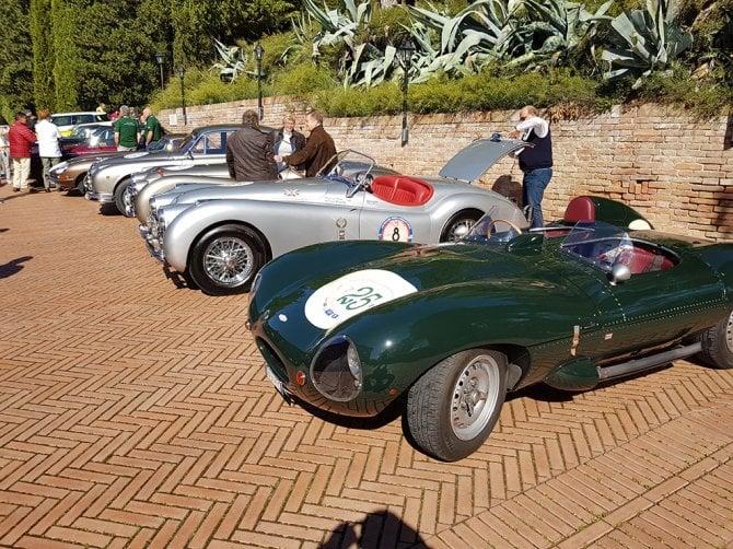 Raduno Jaguar, che passione