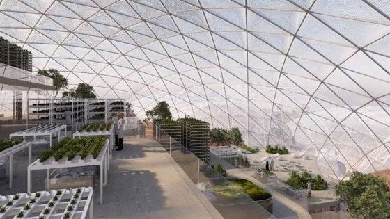 Una città marziana nel deserto: Dubai sogna la conquista dello spazio