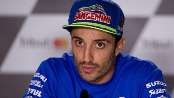 MotoGp, lo sfogo di Iannone: ''Stagione difficile, ma non smetto di crederci''