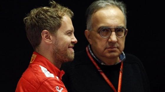 """F1, il rimpianto di Marchionne: """"In Malesia le Ferrari potevano battere tutti"""""""