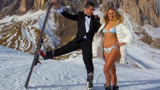 """""""Basta spot con modelle e champagne: la montagna è natura e fatica"""""""