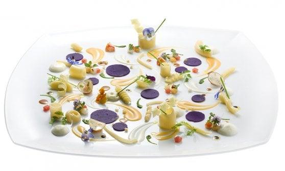 L'Ischia elegante, contemporanea e colorata di Nino Di Costanzo. E se la Michelin ci facesse una sorpresa?
