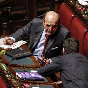 """Def, Speranza (Mdp): """"No a relazione, sì a scostamento"""". Bubbico si dimette da viceministro"""