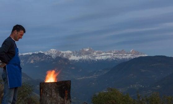 In Alto Adige per il rito del Torggelen