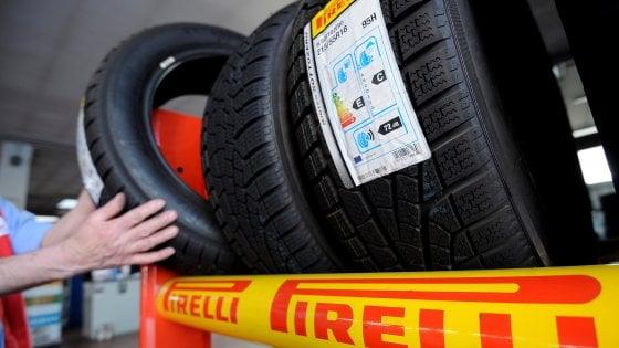 Pirelli scambiata a 6,37 euro nel primo giorno di contrattazioni