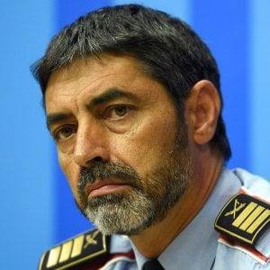 """Catalogna, il ritratto del capo dei Mossos: """"Il vero eroe dei secessionisti"""""""