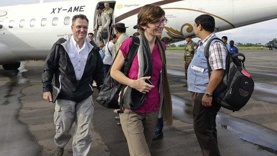"""Rohingya, Onu in Myanmar: """"Sofferenza inimmaginabile"""". E il principe Carlo cancella la visita"""