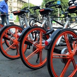 Cina, i big delle bici a noleggio vicini a un'intesa da 4 miliardi