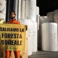 """Greenpeace contro Tempo: """"Stop ai prodotti usa e getta''"""