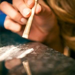 La luce che libera dalla cocaina