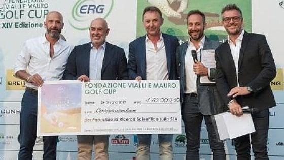 """Massimo Mauro: """"Con Vialli milioni raccolti per la Sla. Ma sono ancora pochi"""""""