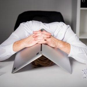 Depressione, perso il 25% di giornate lavorative