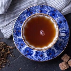 """""""Tè nero, un alleato per perdere peso"""""""