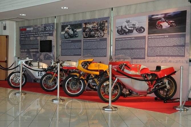 A Misano il classic week end con le moto da leggenda