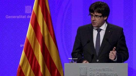 La Corte Costituzionale spagnola ferma Parlamento catalano su indipendenza