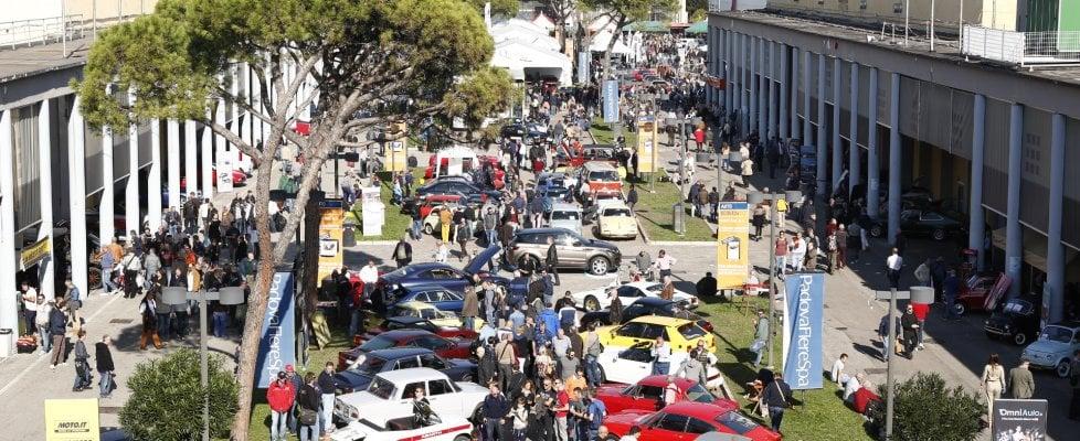Salone Auto e Moto d'Epoca, lo show della passione