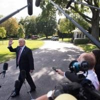 Trump verso disdetta dell'accordo con l'Iran: