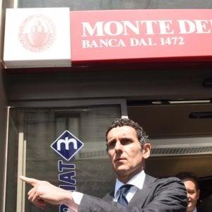 Marco Morelli, ad di Monte dei Paschi