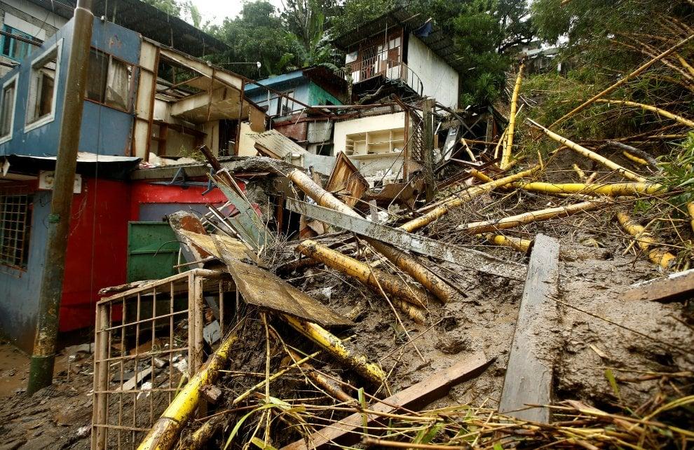 Tempesta tropicale sul Centro America: oltre 20 morti tra Costa Rica, Honduras e Nicaragua