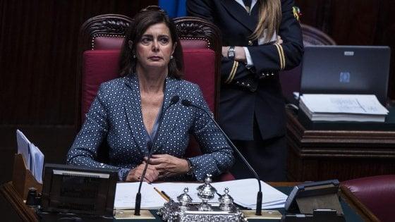 """Portaborse in Parlamento, Boldrini: """"Sfruttare è vergognoso, la Camera volti pagina"""""""