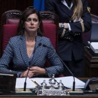 Portaborse in Parlamento, Boldrini: