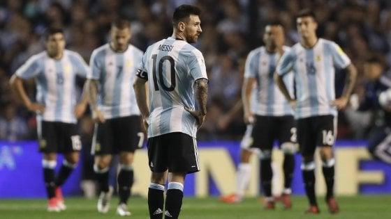 Disastro Argentina, col Perù fa 0-0: per i Mondiali resta solo un filo di speranza