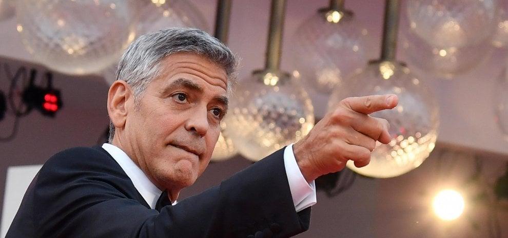 George Clooney riceverà l'Afi Life Achievement Award, il premio alla carriera