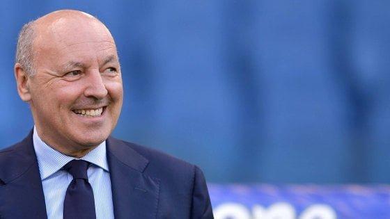 "Juventus, Marotta: ""Napoli una lepre, noi i cacciatori. Var? Non la temiamo"""