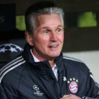 Bayern, è ufficiale: Heynckes è il sostituto di Ancelotti