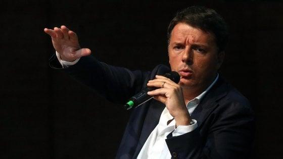 """Direzione Pd, Renzi: """"Nostri avversari non sono quelli andati via"""""""