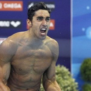 Nuoto, Magnini e Santucci indagati dall'antidoping