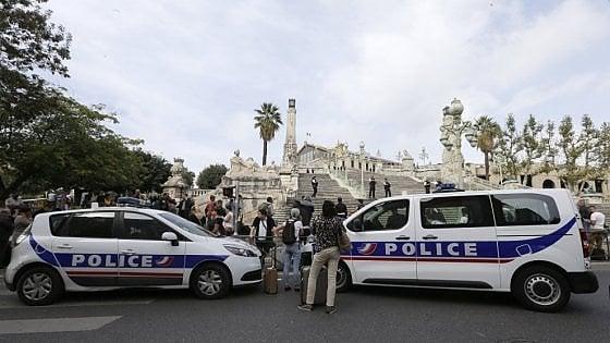 Marsiglia, rilasciati i 5 fermati ritenuti complici dell'attentatore Ahmed Hanachi