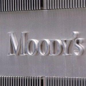 L'Italia promossa a metà da Moody's: Bene la crescita ma non risale il rating