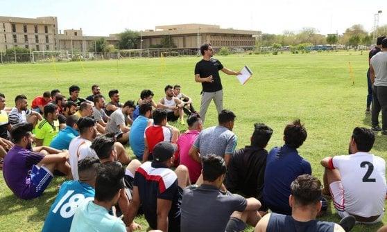 Dalle bombe all'ovale, in Iraq nasce la nazionale di rugby