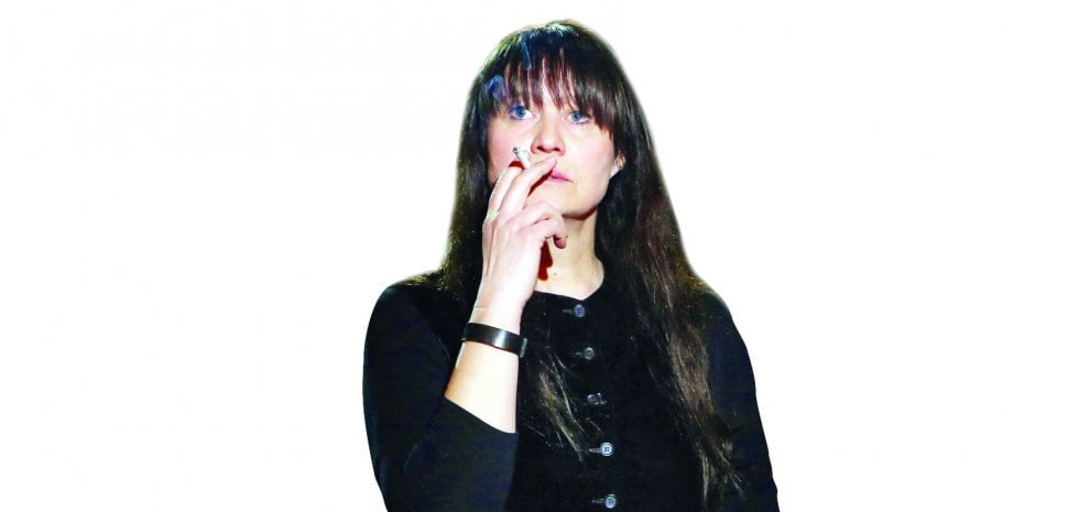 """Trine Dyrholm: """"La mia Nico un'icona in lotta con sé stessa"""""""
