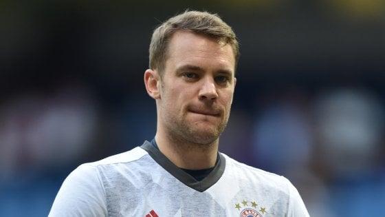 Neuer in campo a marzo, il Bayern punta su Ter Stegen