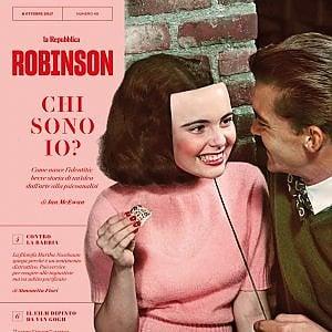Robinson, Chi sono io? Ecco come nasce l'identità
