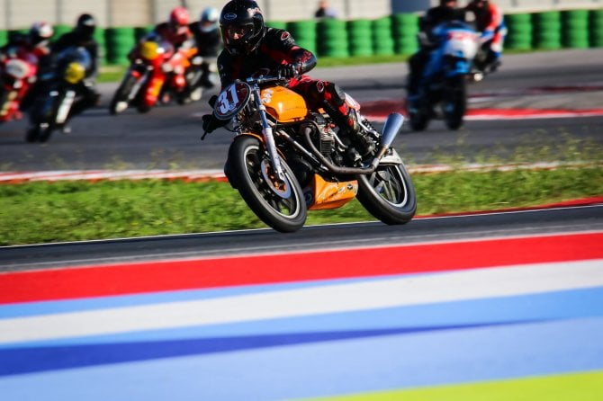 Misano World Circuit che festa per le leggende delle moto