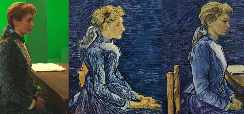 'Loving Vincent', il primo film interamente dipinto, è un omaggio a Van Gogh