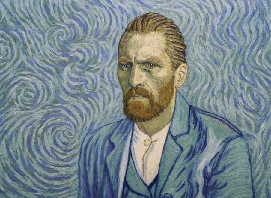 """'Loving Vincent', un film con attori, quadri e 125 artisti che dipingono """"come"""" Van Gogh"""