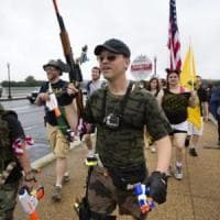 Armi,  negli Usa armati ben prima di Las Vegas: oltre 270 milioni di armi