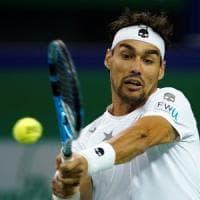 Tennis, Shanghai: esordio ok per Fognini. Goffin trionfa anche a Tokyo