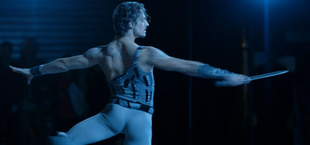 Sergei Polunin, genio e sregolatezza nella danza. E ora il cinema