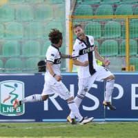 Serie B: Frosinone cade a Novara, pari Palermo. Perugia e Avellino ko. Sorride l'Empoli