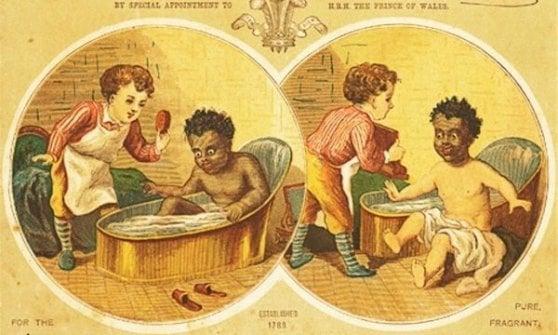 La 'Dove' ci ricasca: tempesta social per la campagna del sapone che sbianca la ragazza nera