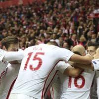 Qualificazioni Mondiali: Polonia qualificata, Scozia fuori. Fa festa l'Egitto