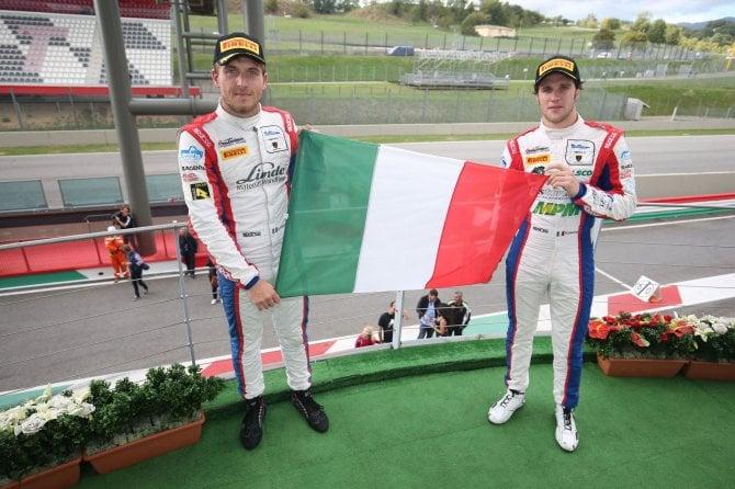 Lamborghini conquista il titolo del Campionato Italiano Gran Turismo
