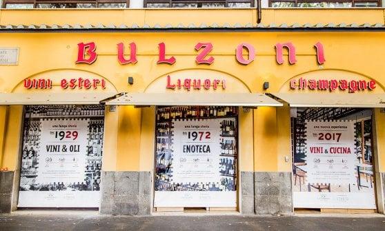 Bulzoni: dai vini sfusi all'enoteca con cucina, 90 anni tra bottiglie, passione e piccole rivoluzioni
